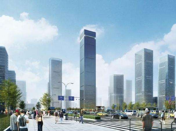 Xi'an International Financial Center