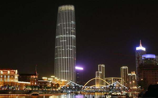 Chongqing Wharf International Financial Center