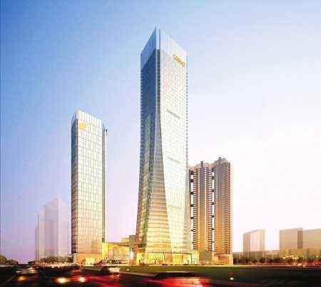 Changsha International Financial Plaza