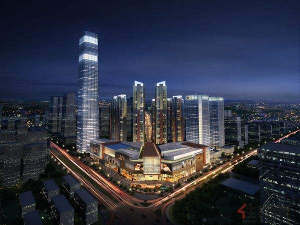 Nanning China Resources Building