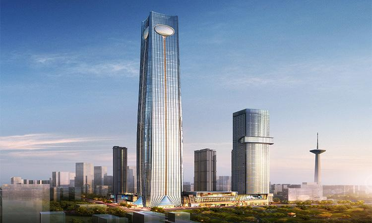 Shenyang Baoneng World Financial Center