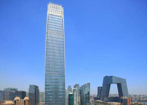 Beijing International Trade Center (Building B, Phase III)