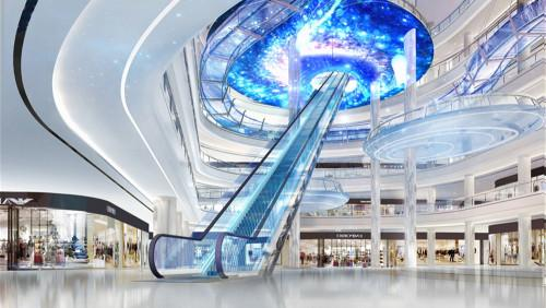China's Highest Lift Commercial Escalator Will Soon Be Put Into Use In Shenzhen